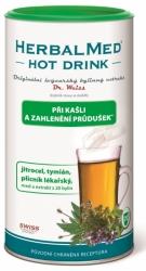 HerbalMed HotDrink Dr.Weiss jitrocel 180g+vit.C