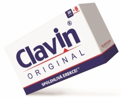 Clavin ORIGINAL 20+8 tob. ZDARMA