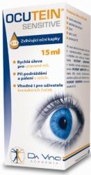 Ocutein SENSITIVE oční kapky 15ml Da Vinci Academia