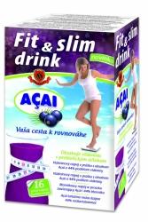 HERBEX Fit&Slim Drink ACAI 16x6 g