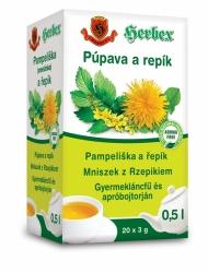HERBEX Pampeliška a řepík 20x3g