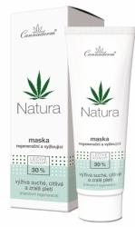 Cannaderm Natura regenerační vyživující maska 75g