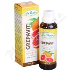 Dr.Popov Kapky Grepavit grep extrakt z jader 50ml