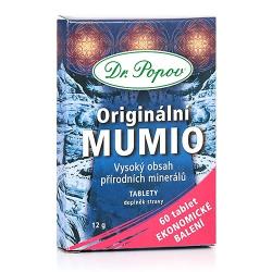 Dr.Popov Mumio 200mg tbl.60