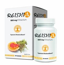 REISHIA 800 mg EXtractum tob.60