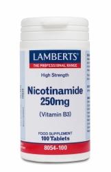 Nicotinamide 250mg 100tbl