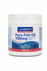 Pure Fish Oil 120tob