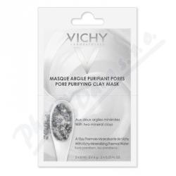 Vichy Maska čistící jílová 2x6ml