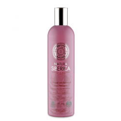 Šampon pro barvené a poškozené vlasy - Ochrana a lesk, 400 ml