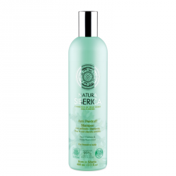 Šampon pro citlivou pokožku hlavy - Proti lupům, 400 ml