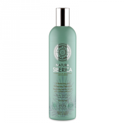 Šampon pro mastné vlasy - Objem a bilance, 400 ml