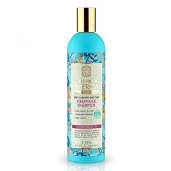 Rakytníkový šampón pro normální a mastné vlasy, 400 ml