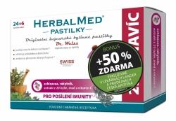 HerbalMed past. Dr.Weiss Echin+rakytník+vit.C 24+12 BONUS