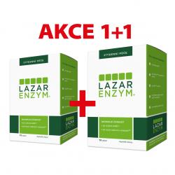 LazarEnzym+ 75tbl. balení 1+1 zdarma