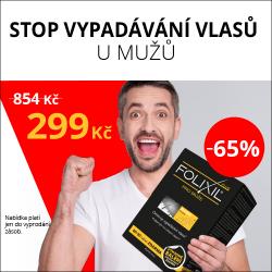 Folixil Plus pro muže 60 + 30 tablet