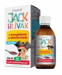 Hlíva JACK HLÍVÁK 300ml glukany + laktoferin