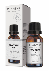 PLANTHÉ Tea Tree oil ošetřující 15 ml