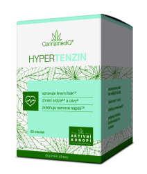 CannamediQ Hypertenzin 60tob.