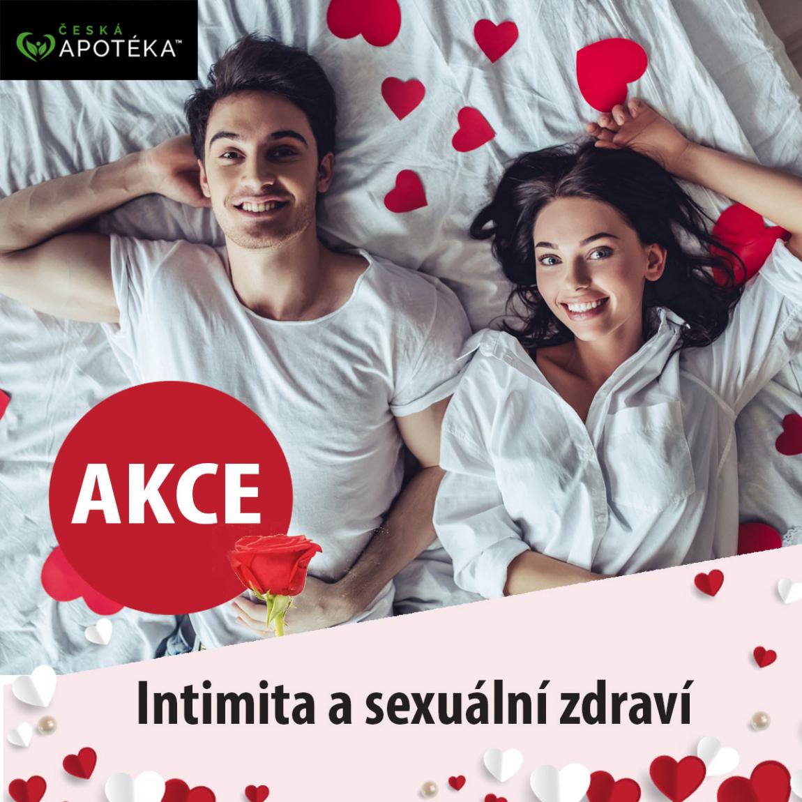 Intimita a sexuální zdraví.